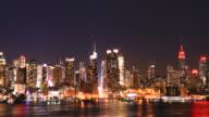 New York City skyline - Vidéo