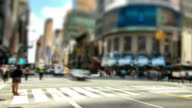 New York City Streets Pan video