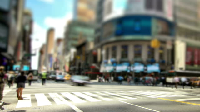 New York City Streets Zoom video