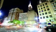 New York City time lapse video