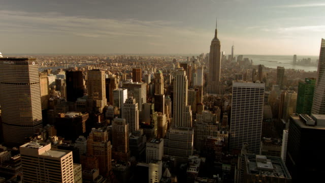 New York Empire State Building video