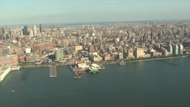 New York, Manhattan, Statue of Liberty video