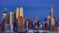 New York Skyline video