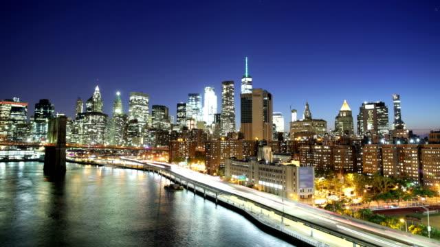 New York Skyline video