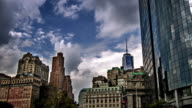 New York skyscrapers video