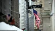 New York Stock Exchange (Tilt Shift Lens) video