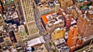 New York street. video