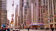 New York street video
