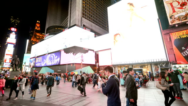 New York Times Square 360º Time Lapse Panorama video