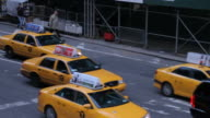 New York Yellow Taxis video