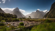 TIME LAPSE: New Zealand Milford Sound video