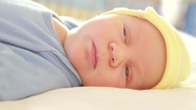 Newborn Baby Boy video