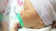 Newborn Pacifier (HD) video