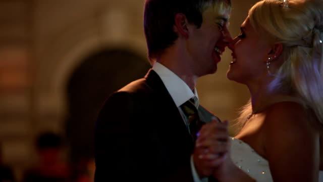 Newlyweds Dancing video