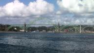 Newport Bridge video