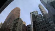 New-York city buildings video