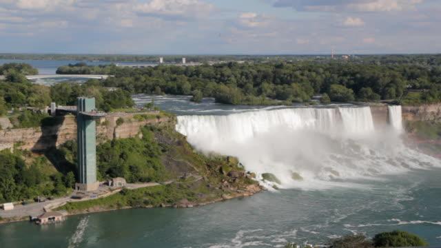 Niagara Falls. American side. video