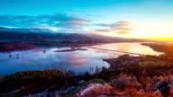 Nian hu Lake, Yunnan province, China video