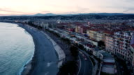 Nice in French Riviera video