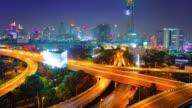Night Bangkok. video