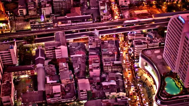Night Bangkok video