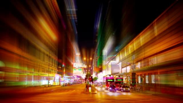 Night city speed life video