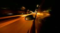 night drive video