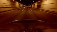 Night driving -4K- video