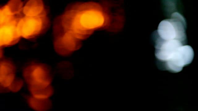 night light reflections video