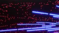Night neon light 6 video