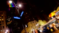 Night New York video