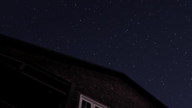 Night sky timelapse 2 video