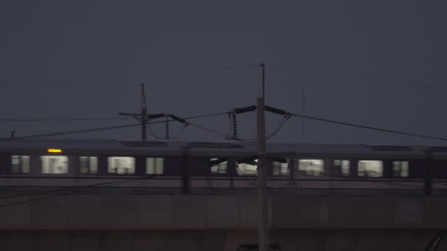 Night Train video