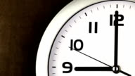 Nine O'clock Time - ticking clock video