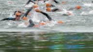Nineteen triathlon video
