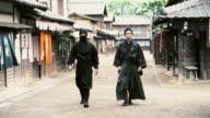 DS Ninja and samurai in ancient Japan video