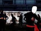 ninja army video
