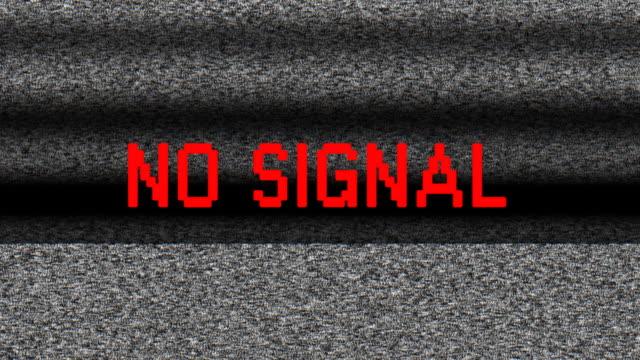 No Signal video