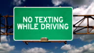 No Texting While Driving video