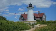 Nobska Point Lighthouse video