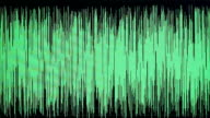 Noise oscillogram video