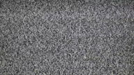 TV Noise Static video