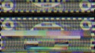 noise TV Test Pattern video