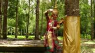 Nora dance around the big tree video