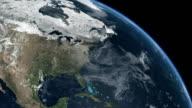 Q3 North America Pacific Ocean video