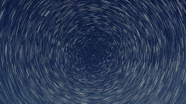 North Celestial Pole video