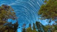 North Star - Star Trail video