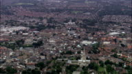 Norwich Cathedral  - Aerial View - England, Norfolk, Norwich District, United Kingdom video