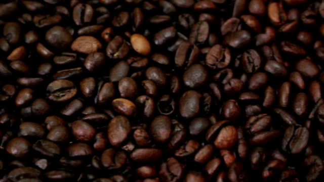 not ground coffee beans video
