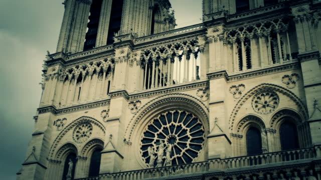 Notre Dame de Paris, France video